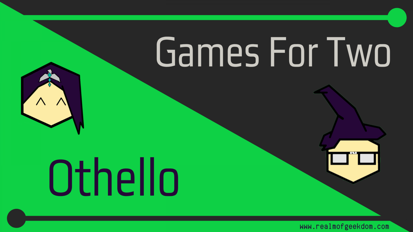 Games for Two Othello Title
