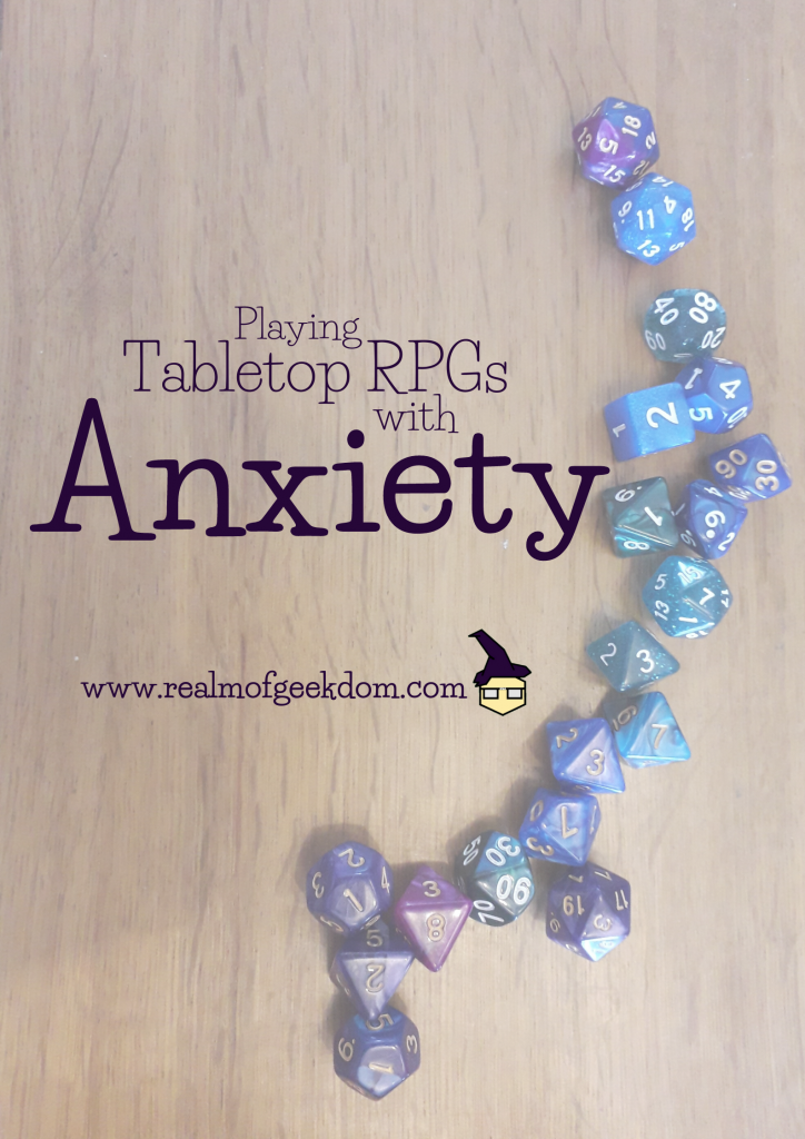 Playing Tabletop RPGs with Anxiety title image