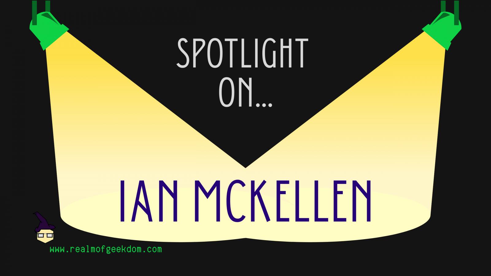 Ian McKellen Title