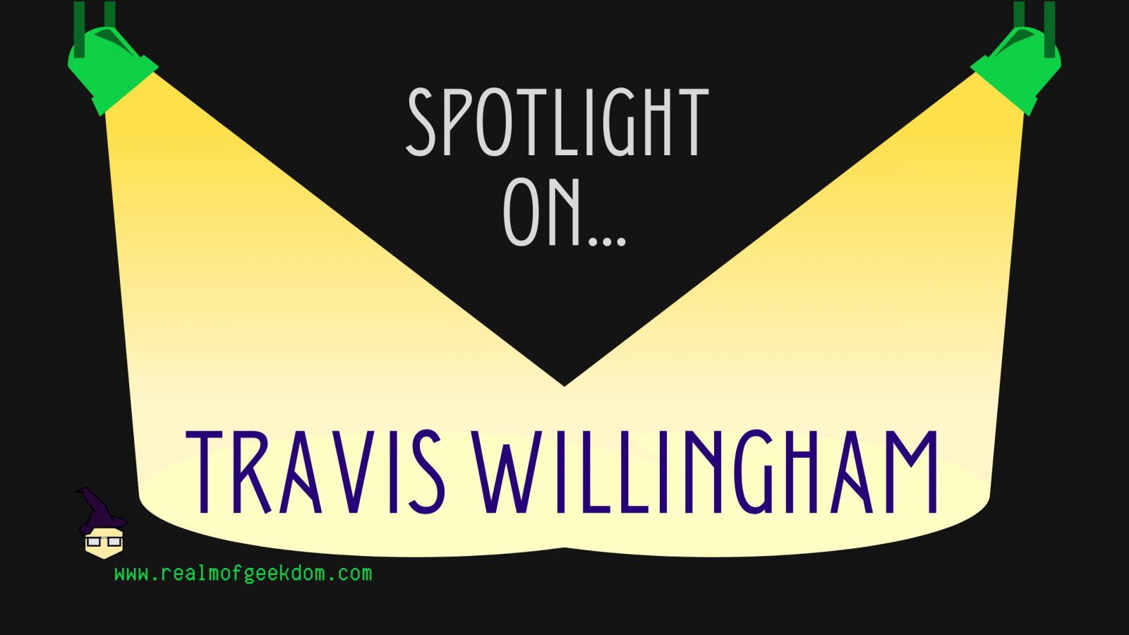 Spotlight on Travis Willingham header image